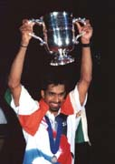 Pullela Gopichand- 2001 All England Champion